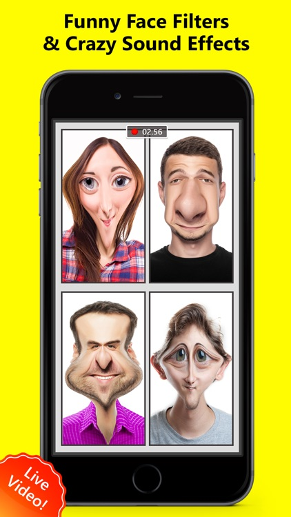 Face Filters For Snapchat, Video Effects & Lens.es