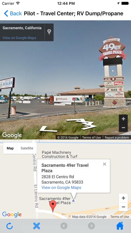 Truck & RV Fuel Stations screenshot-3