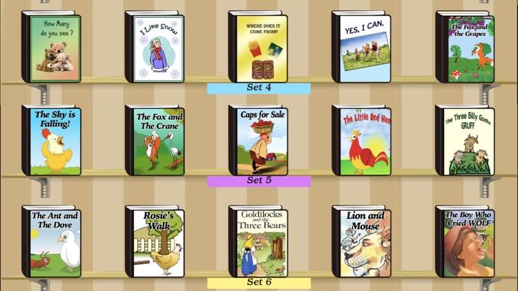 Hooked on Kids Reading Program
