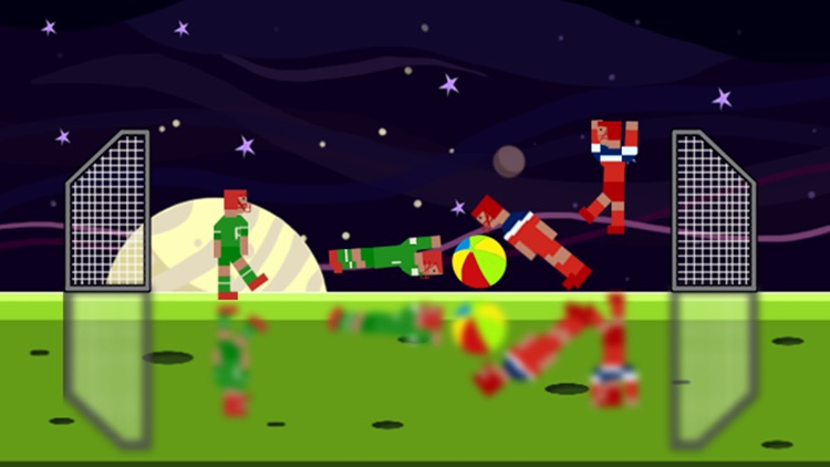 Soccer Physics Fight screenshot-2