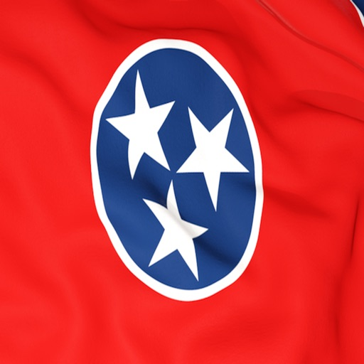 Tennessee Flag Stickers