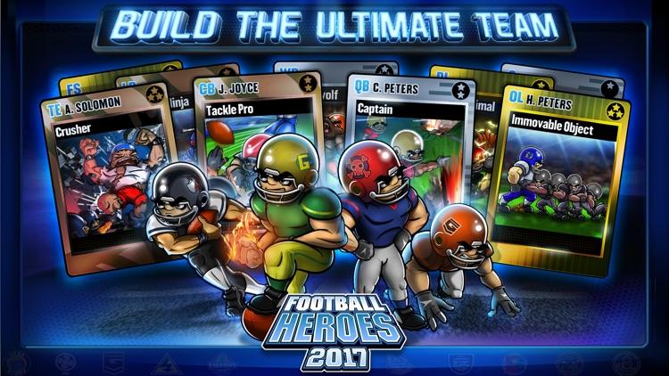 Football Heroes 2015