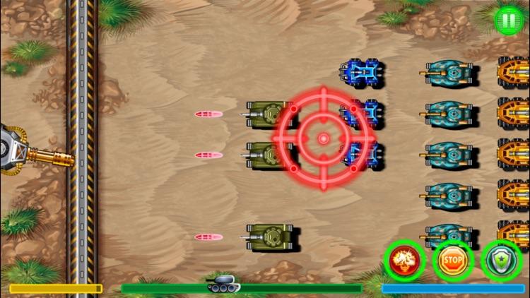 Defense Battle