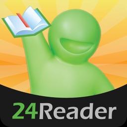 24Reader 電子雜誌書