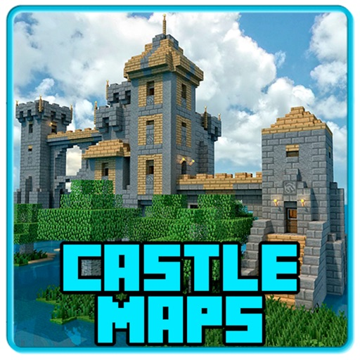 Castle Maps for Minecraft PE - The Best Maps for Minecraft ... on fortress building in minecraft, castle minecraft map 1 6 4, castle minecraft castle by jerry, castle floor plans for minecraft, castle base minecraft map, castle layouts for minecraft,