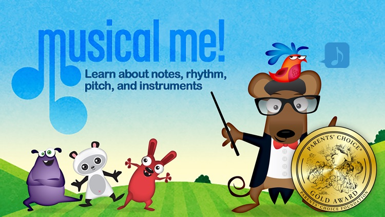 Musical Me! - by Duck Duck Moose