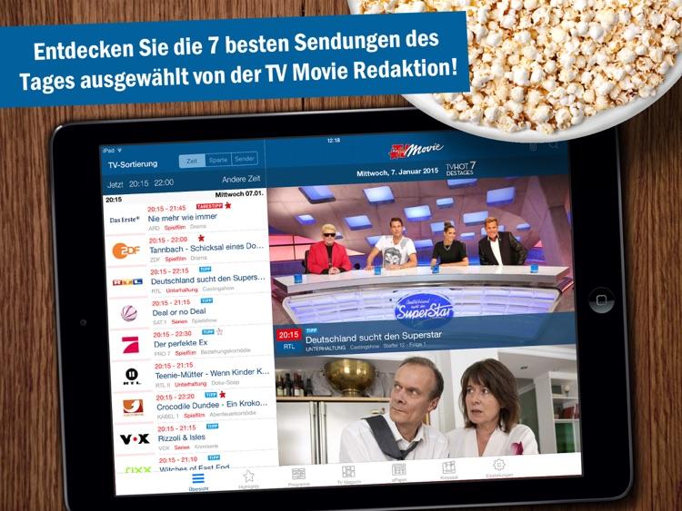 TV Movie HD - TV Programm screenshot-0
