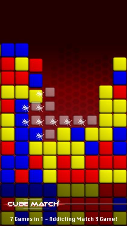 Cube Match - Collapse, Burst & Blast