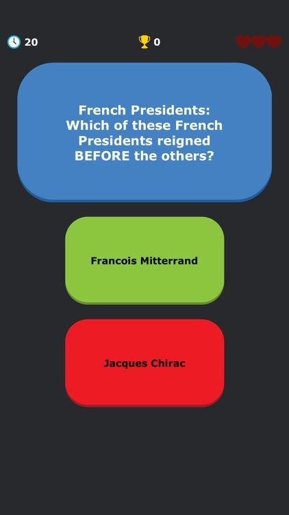 History Quiz - School Trivia screenshot-3