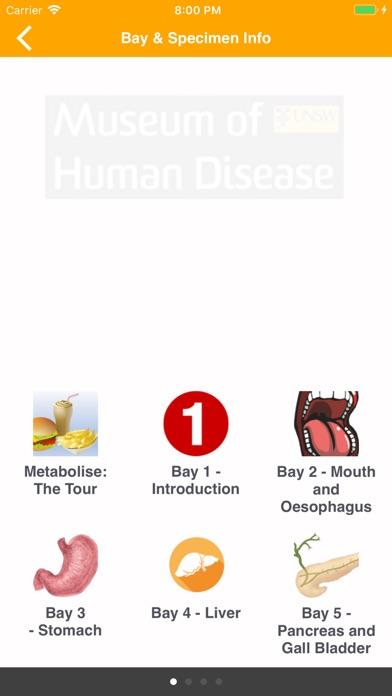 Museum of Human Disease Screenshot
