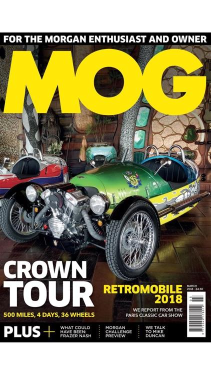 MOG Magazine – For The Morgan Enthusiast