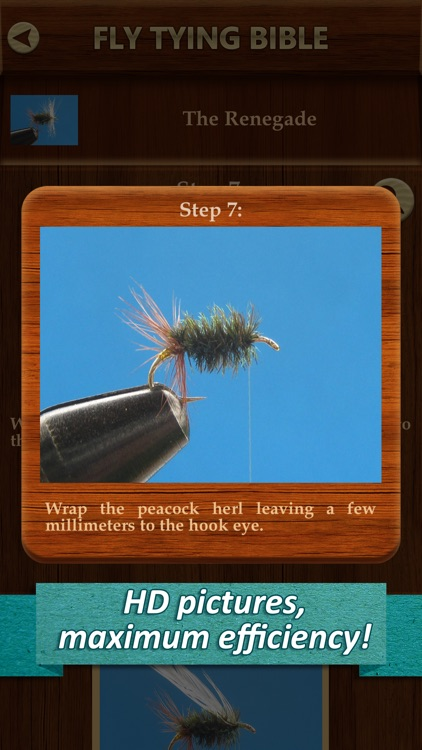 Fly Tying Bible - Dry Flies Pro Manual Fishing Equipment Usage Instructions & Procedures screenshot-4
