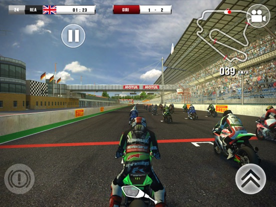 SBK16 - Official Mobile Game iPad app afbeelding 4