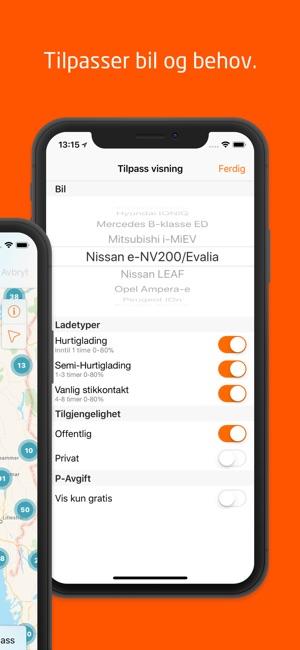 kart over ladestasjoner i norge Ladestasjoner on the App Store kart over ladestasjoner i norge