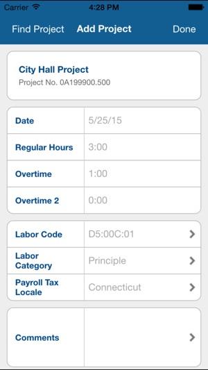 deltek vision time expense on the app store rh itunes apple com Deltek Costpoint Training Deltek Vision Software