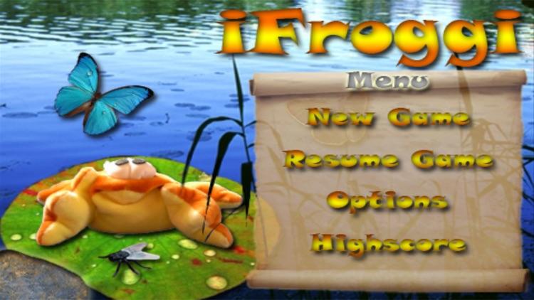 iFroggi screenshot-0