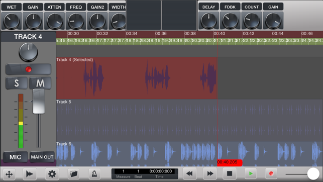 ‎Pocket Studio Screenshot