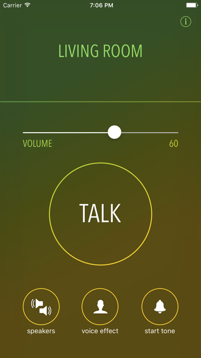 Screenshot #2 pour Intercom for Sonos