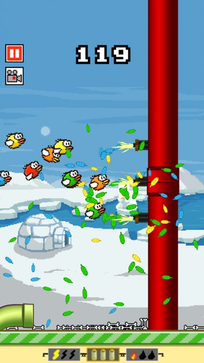 Flappy Crush : Bird Smash