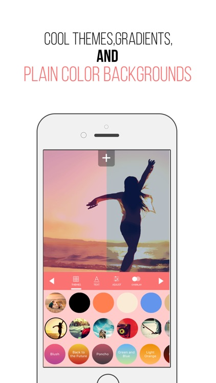 Picturesque Pro - Filters Overlays Texts Quotes Over Photos Themes & Cool Gradients 9
