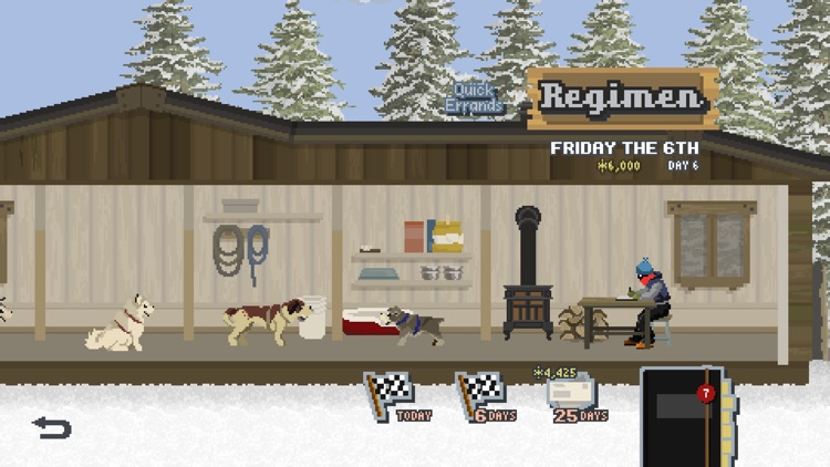 Dog Sled Saga screenshot-2