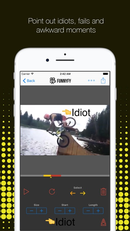 Funnyfy 2 - Make any video funny screenshot-3