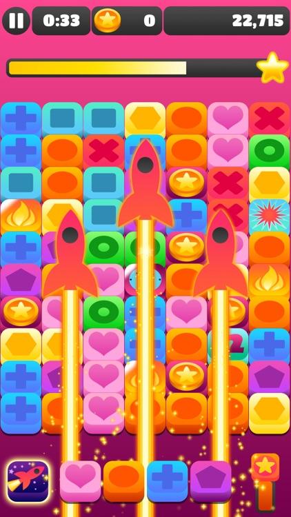 KlickPop Puzzle Panic screenshot-4