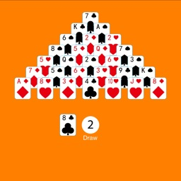 Pyramid Solitaire Basic