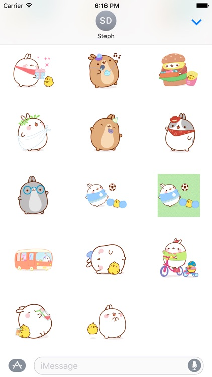 Molang screenshot-0