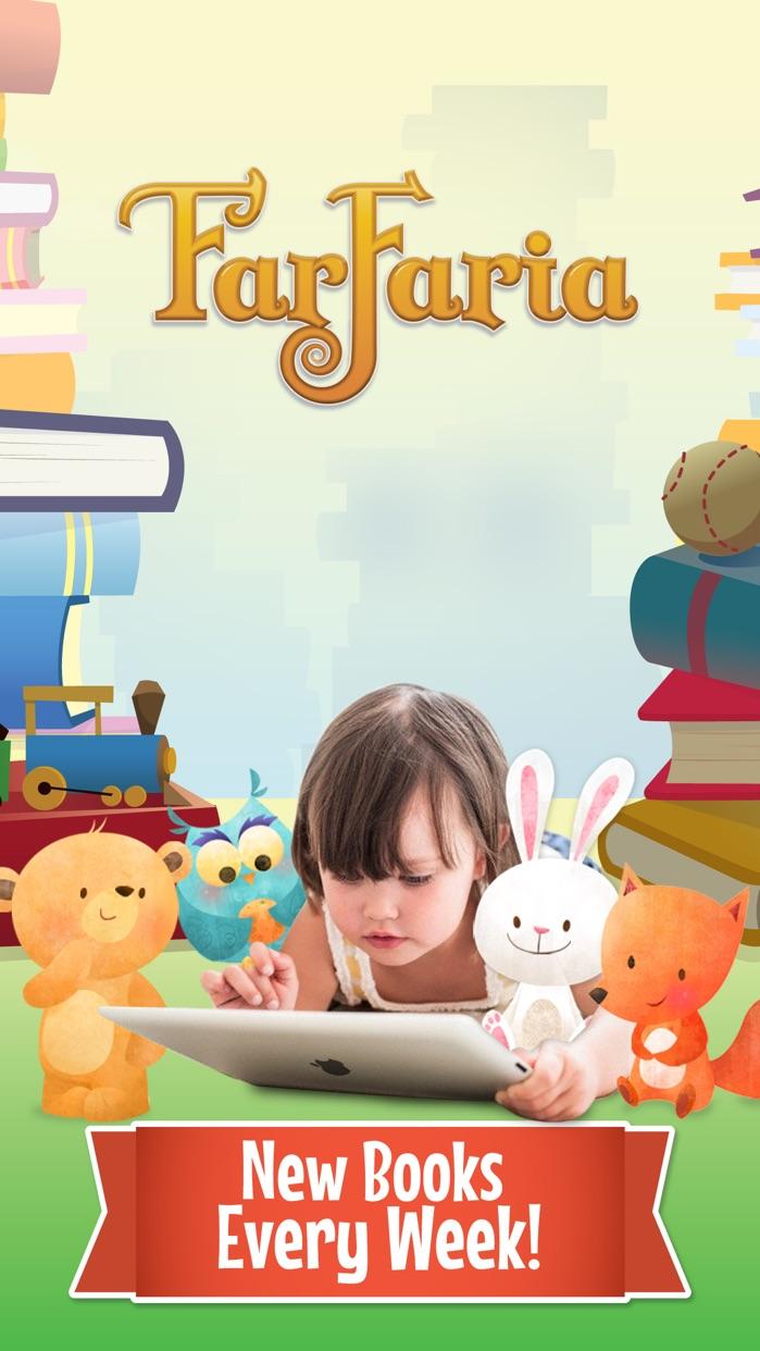 FarFaria Stories To Read Along Screenshot