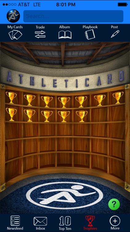 Athleticard screenshot-3