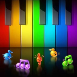 Colorful Magic Baby Piano Kids