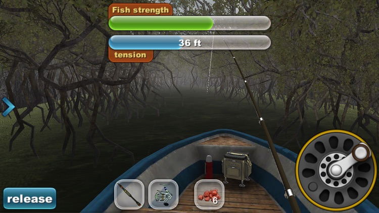 Fishing Paradise 3D screenshot-2