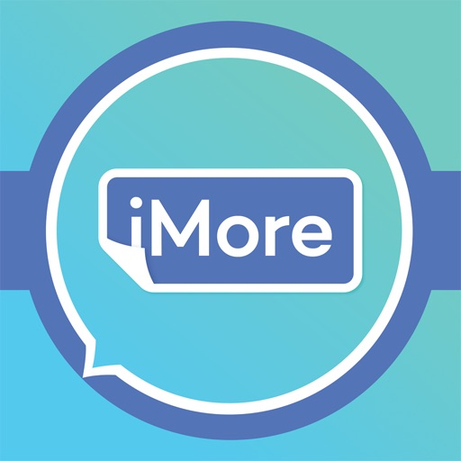 iMore Sticker Pack