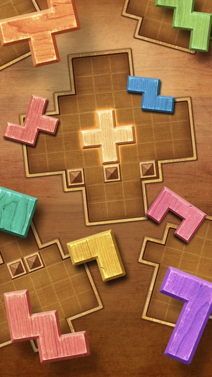 Wood Block Puzzle screenshot-4