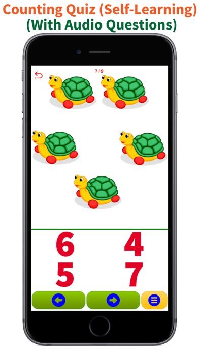 Numbers & Kids Maths Preschool / Toddlers App Free screenshot three