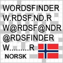 Norsk Words Finder/Norwegian Bokmål/Nynorsk PRO