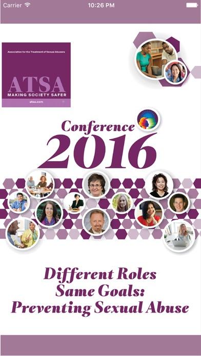 ATSA Events (Conference App)-0