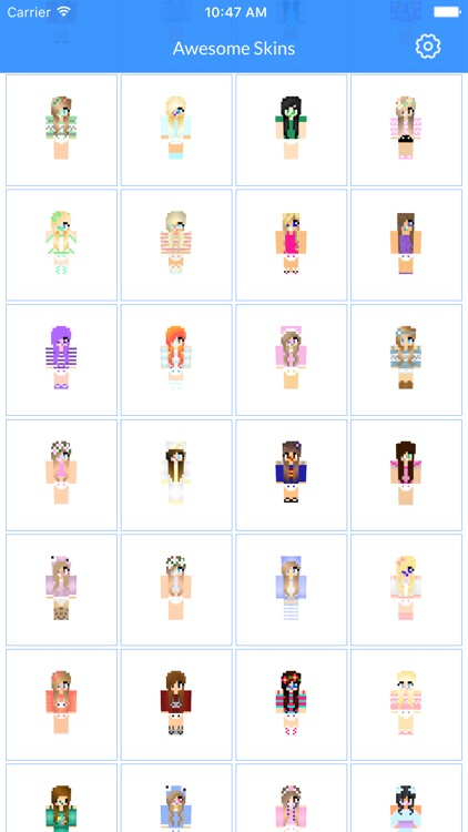 New Baby Skins and Aphmau Skins For Minecraft PE screenshot-4