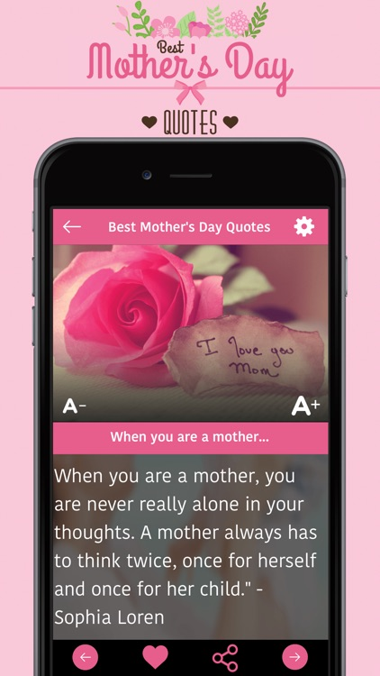 Best Mother's Day Quotes screenshot-3