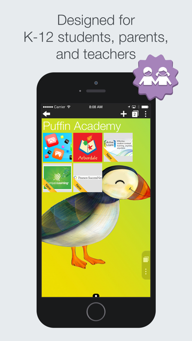 Puffin Academy by CloudMosa, Inc  (iOS, United States
