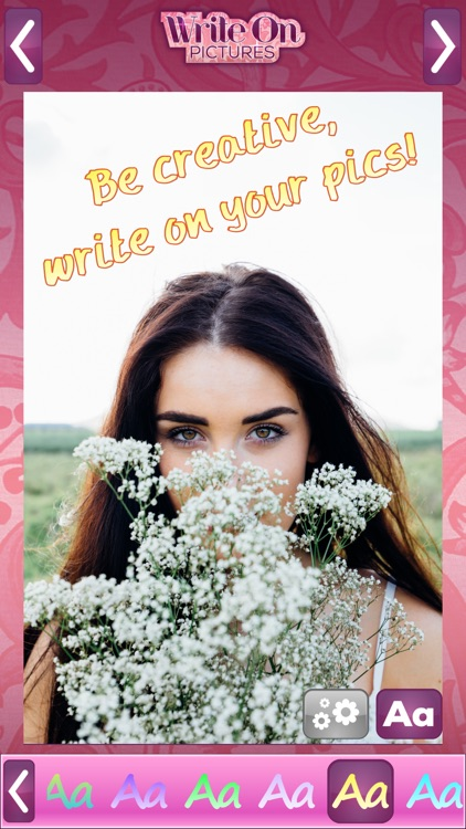 Write on Pictures & Add Text Captions on Photos