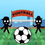 足球暴动火柴人联赛 - 玩似的传奇足球(2014年版)