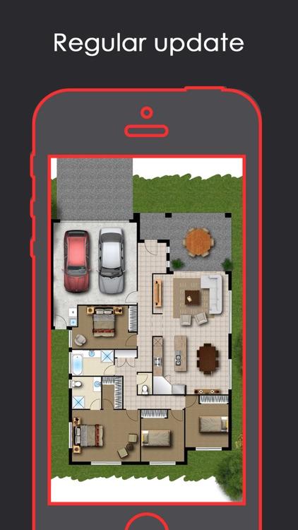 Magical Floor Plan   Layout & Home Designs catalog screenshot-3