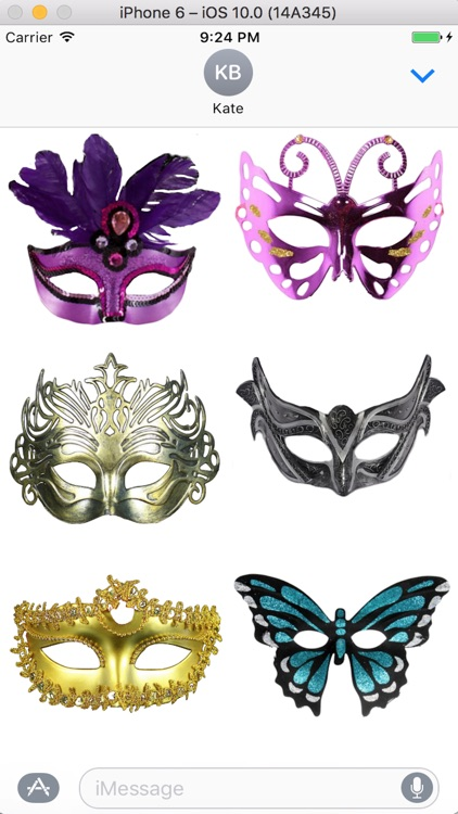 Party Costume Masks screenshot-1