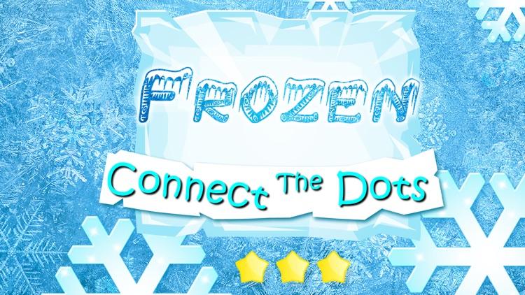 Frozen Connect The Dots