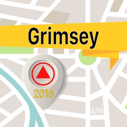 Grimsey Offline Map Navigator and Guide
