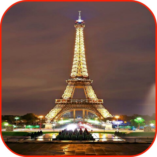 Paris Wallpaper Eiffel Tower Paris Night Light Lwp France
