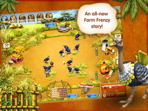 Farm Frenzy 3 MadagascarHDLite - náhled