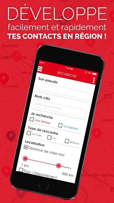 La Dépêche Tchat   Rencontre des célibataires - by La Depeche ... b50ec49cecc6